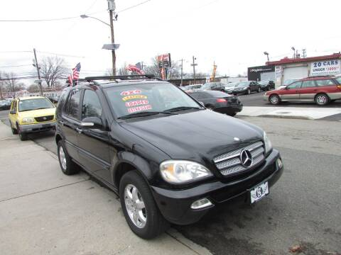 2004 Mercedes-Benz M-Class for sale at K & S Motors Corp in Linden NJ