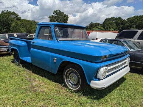 1964 Chevrolet C/K 10 Series for sale at Classic Cars of South Carolina in Gray Court SC