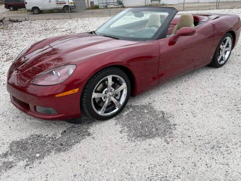 2006 Chevrolet Corvette for sale at Ultimate Autos of Tampa Bay LLC in Largo FL