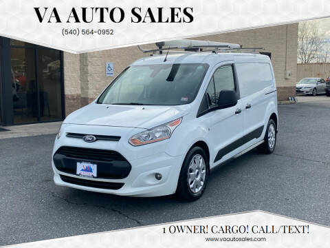 2016 Ford Transit Connect Cargo for sale at Va Auto Sales in Harrisonburg VA