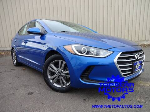 2017 Hyundai Elantra for sale at Top Gear Motors in Union Gap WA