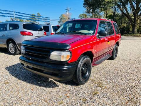 1999 Mercury Mountaineer for sale at Southeast Auto Inc in Walker LA