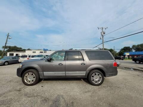 2014 Lincoln Navigator L for sale at Moke America of Virginia Beach in Virginia Beach VA