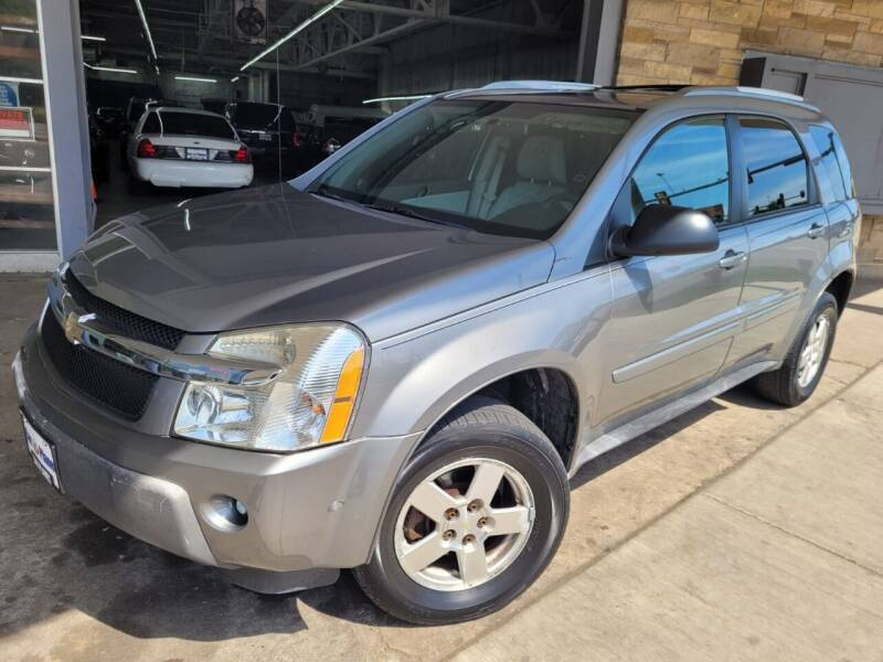 2005 Chevrolet Equinox for sale at Car Planet Inc. in Milwaukee WI