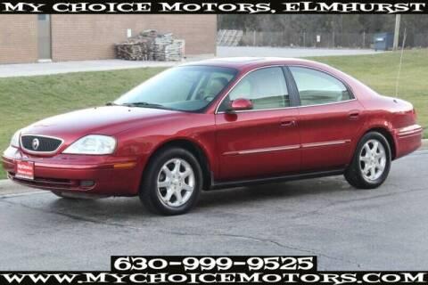 2001 Mercury Sable for sale at My Choice Motors Elmhurst in Elmhurst IL