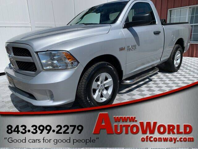 2018 RAM Ram Pickup 1500 for sale in Conway, SC