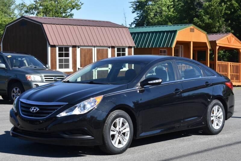 2014 Hyundai Sonata for sale at GREENPORT AUTO in Hudson NY