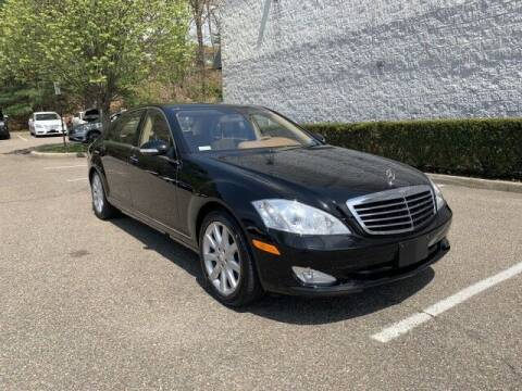 2008 Mercedes-Benz S-Class for sale at Select Auto in Smithtown NY