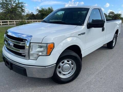 2013 Ford F-150 for sale at Deerfield Automall in Deerfield Beach FL