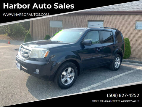 2011 Honda Pilot for sale at Harbor Auto Sales in Hyannis MA