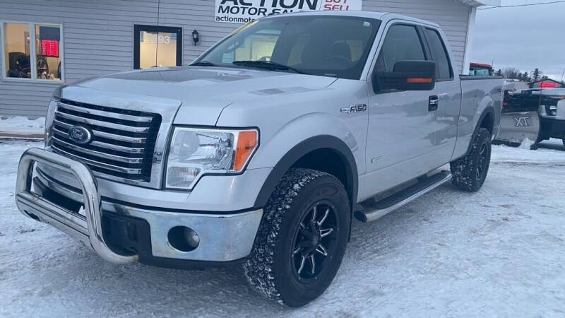 2011 Ford F-150 for sale at Action Motor Sales in Gaylord MI