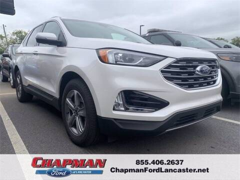 2019 Ford Edge for sale at CHAPMAN FORD LANCASTER in East Petersburg PA