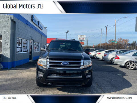 2015 Ford Expedition for sale at Global Motors 313 in Detroit MI
