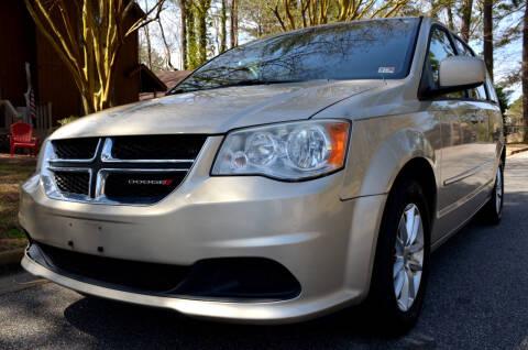 2013 Dodge Grand Caravan for sale at Wheel Deal Auto Sales LLC in Norfolk VA