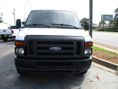 2013 Ford E-Series Cargo for sale at LOS PAISANOS AUTO & TRUCK SALES LLC in Peachtree Corners GA