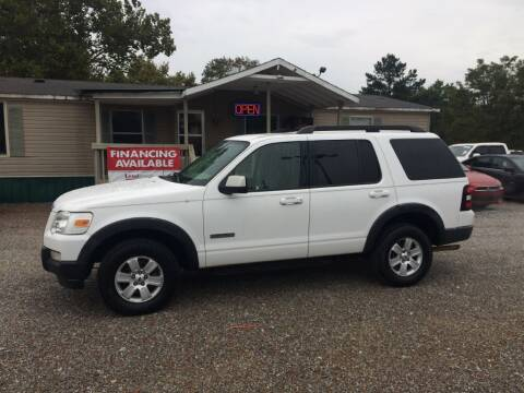 2007 Ford Explorer for sale at Space & Rocket Auto Sales in Hazel Green AL