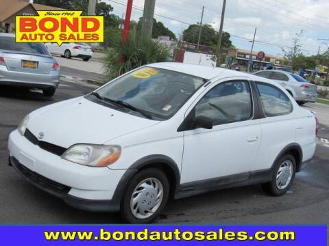 2000 Toyota ECHO for sale at Bond Auto Sales in St Petersburg FL