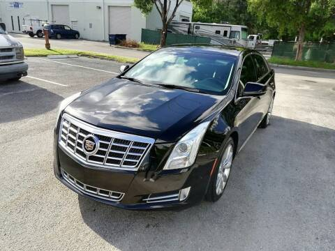 2015 Cadillac XTS for sale at Best Price Car Dealer in Hallandale Beach FL