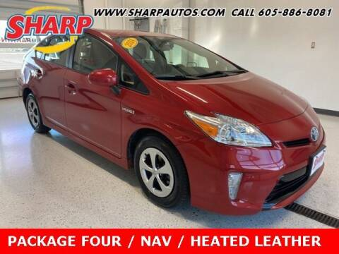 2014 Toyota Prius for sale at Sharp Automotive in Watertown SD