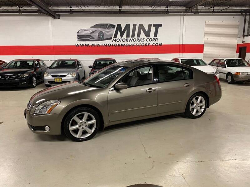 2004 Nissan Maxima for sale at MINT MOTORWORKS in Addison IL