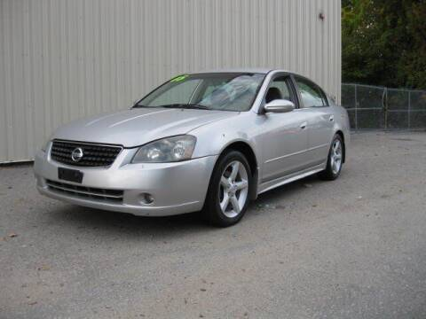 2005 Nissan Altima for sale at Jareks Auto Sales in Lowell MA