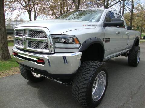 2015 RAM Ram Pickup 2500 for sale at Discount Auto Sales in Passaic NJ