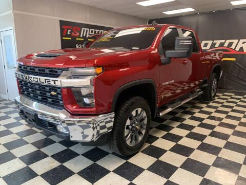 2021 Chevrolet Silverado 2500HD for sale at T & S Motors in Ardmore TN
