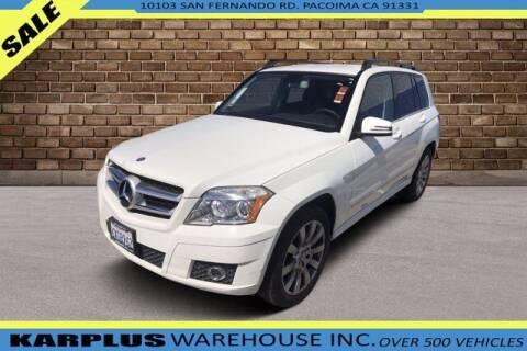 2011 Mercedes-Benz GLK for sale at Karplus Warehouse in Pacoima CA