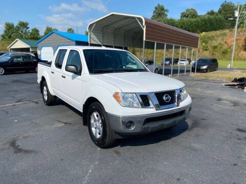 2011 Nissan Frontier for sale at Elite Auto Brokers in Lenoir NC
