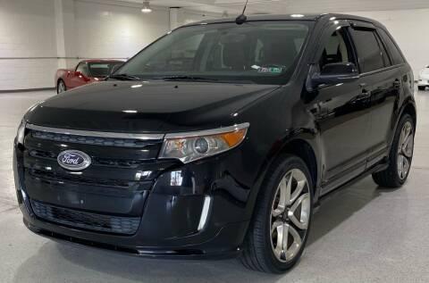 2013 Ford Edge for sale at Hamilton Automotive in North Huntingdon PA