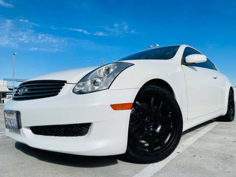 2006 Infiniti G35 for sale at Empire Auto Sales in San Jose CA