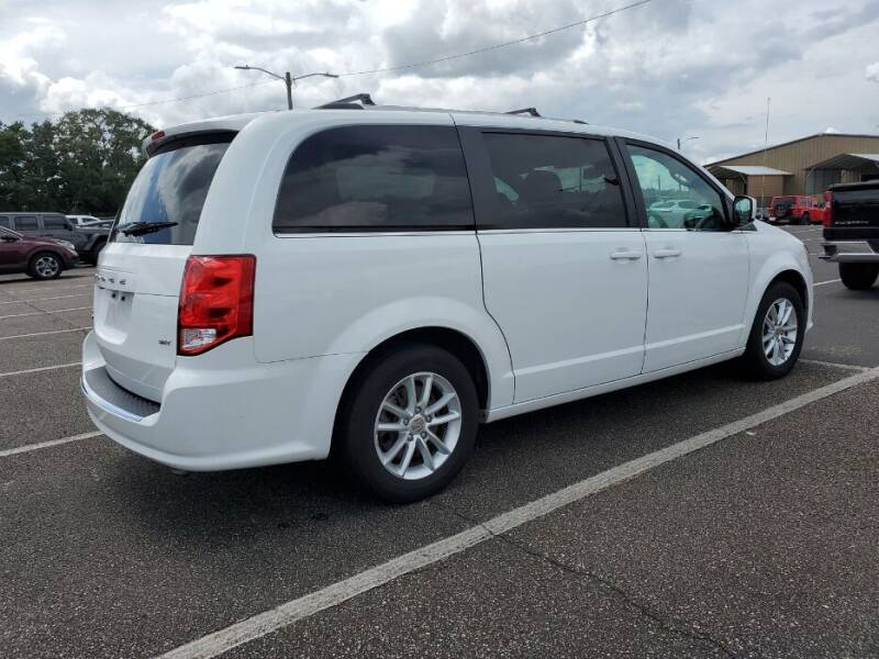 2020 Dodge Grand Caravan for sale at Handicap of Jackson in Jackson TN