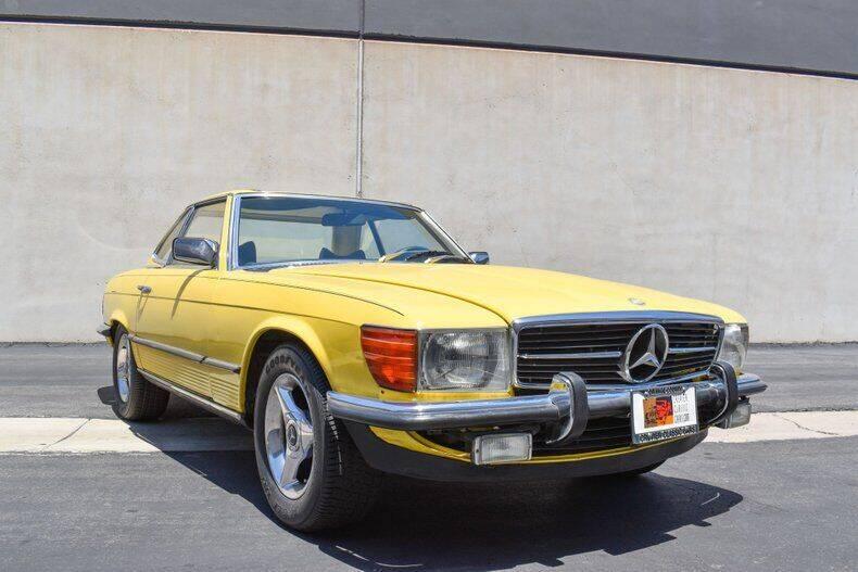 1978 Mercedes-Benz 280-Class for sale in Costa Mesa, CA