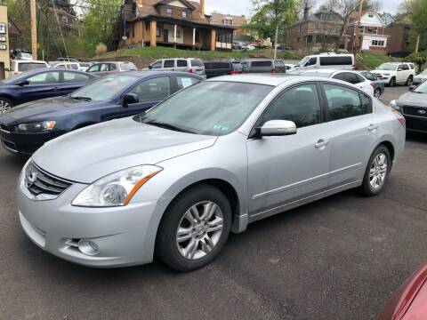 2012 Nissan Altima for sale at Fellini Auto Sales & Service LLC in Pittsburgh PA