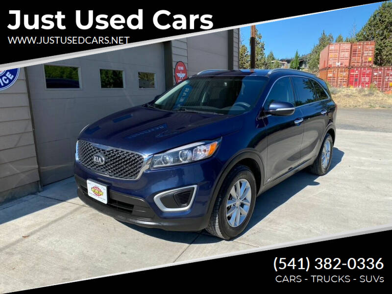 2018 Kia Sorento for sale at Just Used Cars in Bend OR