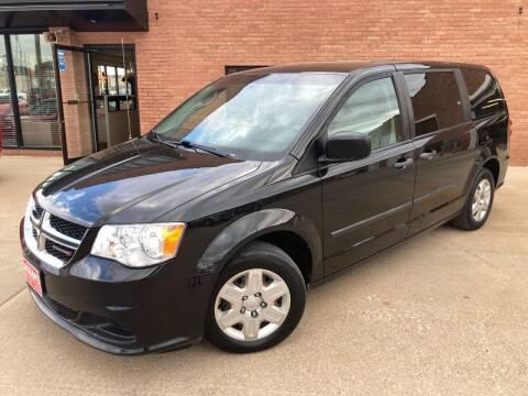 2013 Dodge Grand Caravan for sale at Jacksons Car Corner Inc in Hastings NE