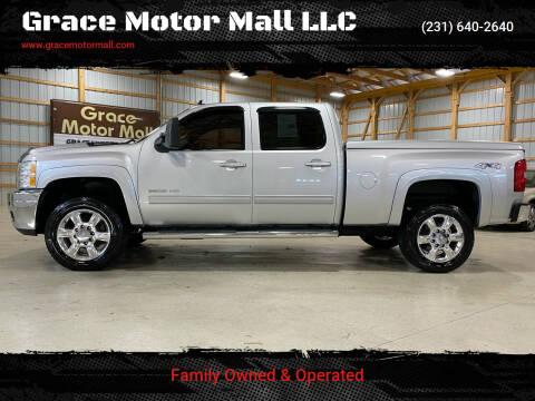 2013 Chevrolet Silverado 2500HD for sale at Grace Motor Mall LLC in Traverse City MI