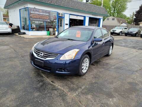 2012 Nissan Altima for sale at MOE MOTORS LLC in South Milwaukee WI