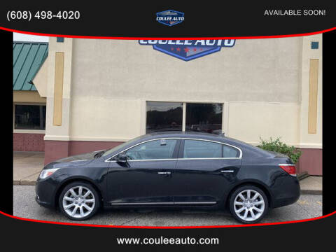 2011 Buick LaCrosse for sale at Coulee Auto in La Crosse WI