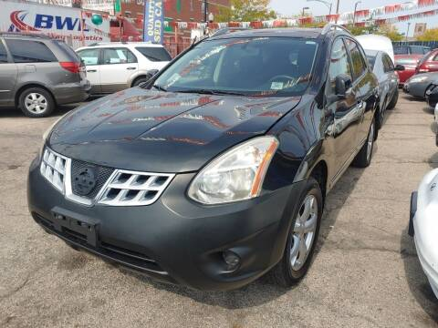 2011 Nissan Rogue for sale at JIREH AUTO SALES in Chicago IL