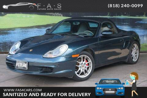 2003 Porsche Boxster for sale at Best Car Buy in Glendale CA