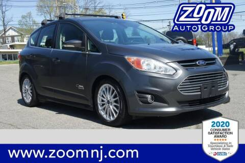 2015 Ford C-MAX Energi for sale at Zoom Auto Group in Parsippany NJ