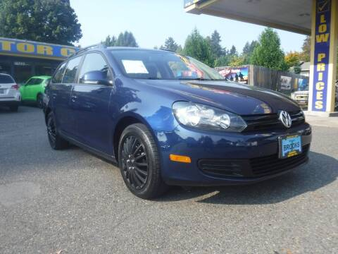 2013 Volkswagen Jetta for sale at Brooks Motor Company, Inc in Milwaukie OR