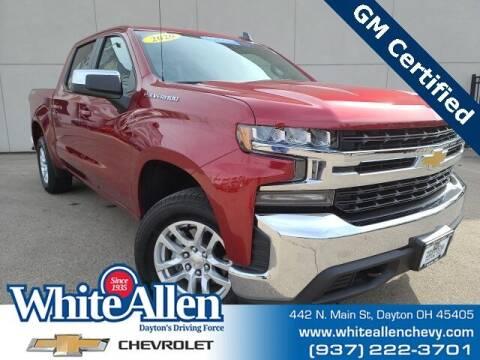 2020 Chevrolet Silverado 1500 for sale at WHITE-ALLEN CHEVROLET in Dayton OH
