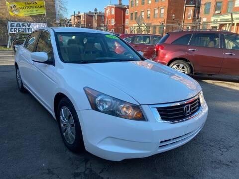 2010 Honda Accord for sale at James Motor Cars in Hartford CT