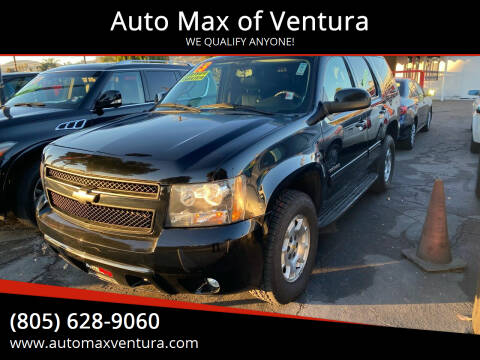 2013 Chevrolet Tahoe for sale at Auto Max of Ventura in Ventura CA