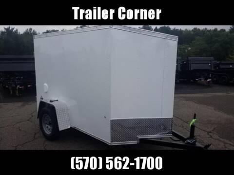2022 Look Trailers STLC 5X8 - RAMP DOOR