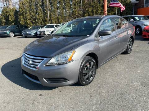 2015 Nissan Sentra for sale at Bloomingdale Auto Group - The Car House in Butler NJ