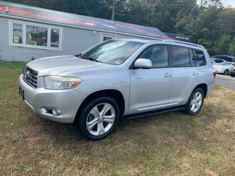 2010 Toyota Highlander for sale at Manny's Auto Sales in Winslow NJ