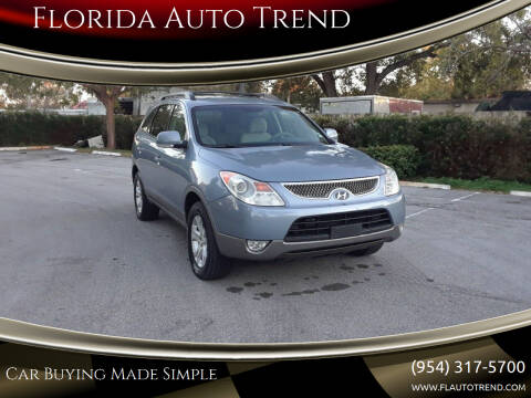 2011 Hyundai Veracruz for sale at Florida Auto Trend in Plantation FL